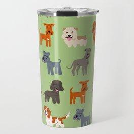 IRISH DOGS Travel Mug