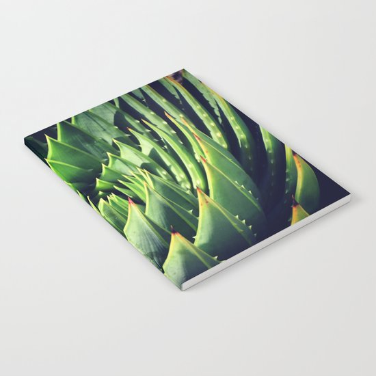 Pokey Succulent Notebook