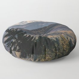PNW Mount Hood Adventure II Floor Pillow