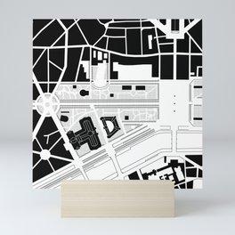 Champs Elysées. Paris Mini Art Print