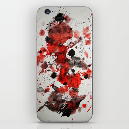 Acryl-Abstrakt 29 iPhone & iPod Skin