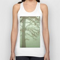 illusion Tank Tops featuring Illusion by Olivia Joy StClaire