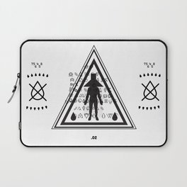 WFS Mandate 00234: Return to the Land of Saturated Bundles™ Laptop Sleeve