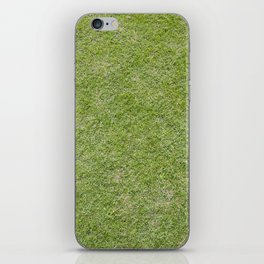 Lawn iPhone Skin
