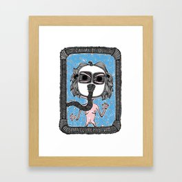 """""""O2 cabin"""" Framed Art Print"""