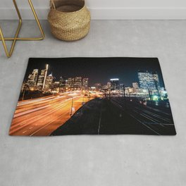Fire and Ice Philly Rug