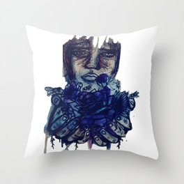 Will You Love Me? Throw Pillow