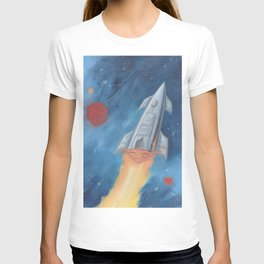 Rocket Fire T-shirt