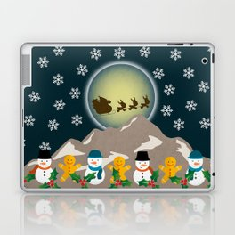 My Childhood's Christmas Laptop & iPad Skin