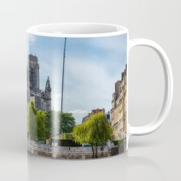 Notre Dame de Paris after the fire Coffee Mug