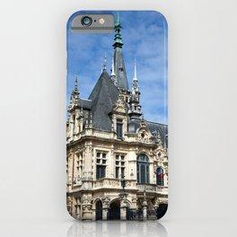 Benedictine Palace 5 iPhone Case