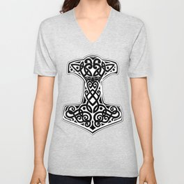 Warriors Of The North (Forest Soul Collection) Unisex V-Neck