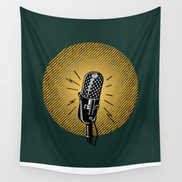 One, two, three... Wall Tapestry