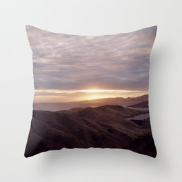 V a l l i e Throw Pillow
