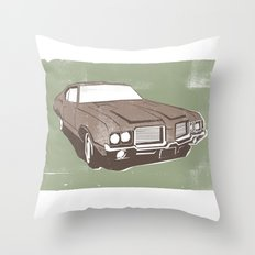 Four-Four-Deuce Throw Pillow