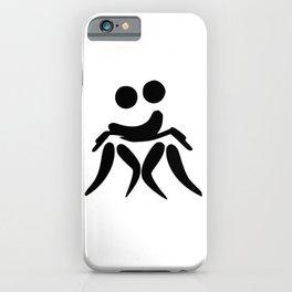 Alysh Pictogram  iPhone Case