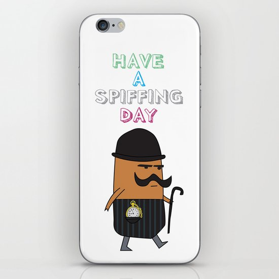 Spiffing iPhone & iPod Skin
