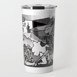 GuerniCaracas  Travel Mug