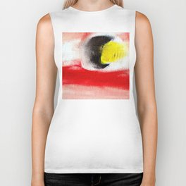 Abstract art. A painting for Tomie Ohtake Biker Tank