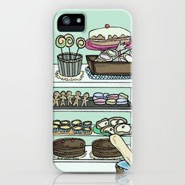British Bakery iPhone Case