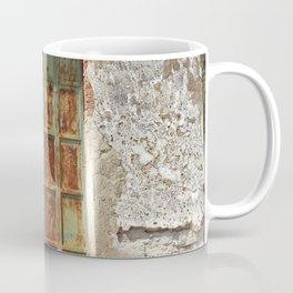 Ghost town door Coffee Mug