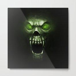 Ghoul - Toxic Metal Print