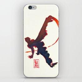 Capoeira 360 iPhone Skin