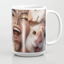 Drowning Joy Coffee Mug