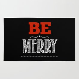 Be Merry Rug