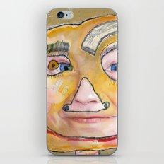 I feel loved iPhone Skin