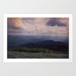 Appalachia Art Print