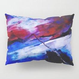 ABSTRACT SUNSET Pillow Sham