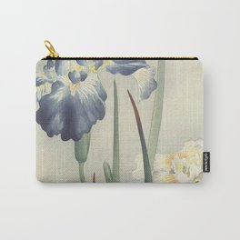 Irises - Ohara Koson (1900 - 1936) Carry-All Pouch