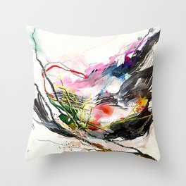 Day 58: Beauty and variety could not exist without peculiarity. Throw Pillow