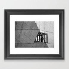 urban cell Framed Art Print