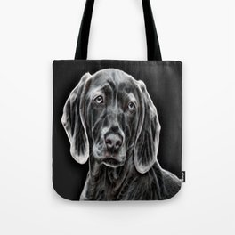 Weimaraner - The Gray Ghost Tote Bag