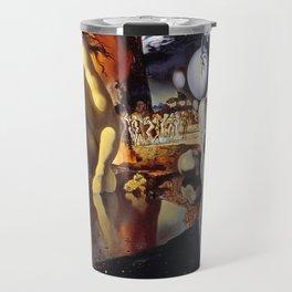 Salvador Dali Metamorphosis of Narcissus 1937 Artwork for Wall Art, Prints, Posters, Tshirts, Men, Women, Kids Travel Mug