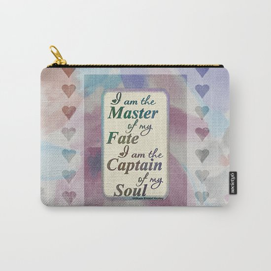 Captain Of My Soul Carry-All Pouch
