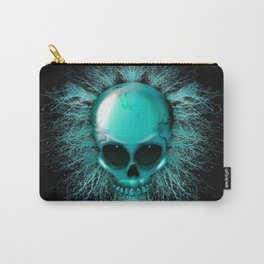 Ghost Skull Carry-All Pouch