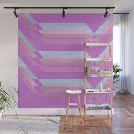 Pastel pattern Wall Mural