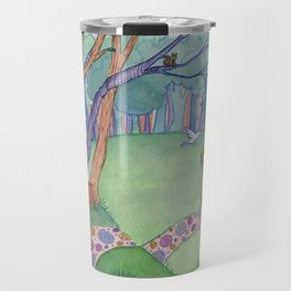 The Witch's House Travel Mug