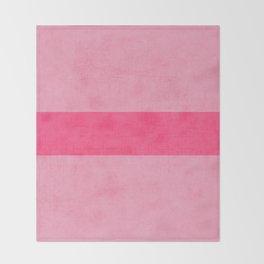 the pink II classic Throw Blanket