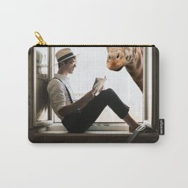 book reader Carry-All Pouch