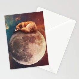 Houston, We Have A Problem! Stationery Cards