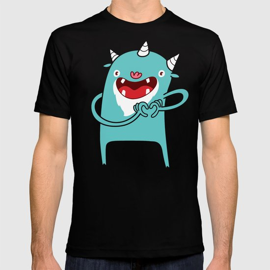 Monster Hearts You! T-shirt