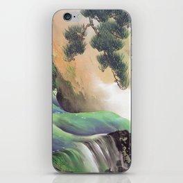 Spring of Mountain Yamamoto Shunkyo iPhone Skin