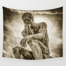 Lost in Thought #1 Wall Tapestry