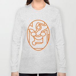 Mask: Landscaping Long Sleeve T-shirt