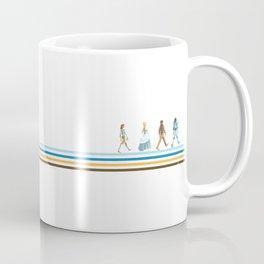 Walk this way Coffee Mug