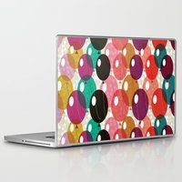 balloons Laptop & iPad Skins featuring Balloons by Michelle Nilson